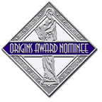 Origins Awards Nominee Seal